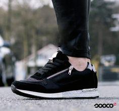 Vind je sneakers vaak te mannelijk? Dan zijn deze ultra-vrouwelijke sneakers echt iets voor jou! https://www.sooco.nl/poelman-cl7523-zwarte-lage-sneakers-29716.html