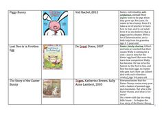 EASTER BOOKS -  Emma's Place Bobby Goldsboro, Easter Books, Preschool Books, Growing Up, Comics, Board, Cartoons, Comic, Comics And Cartoons