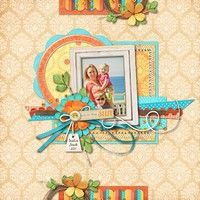 A Project by nikkiARNGwife from our Scrapbooking Gallery originally submitted 07/08/11 at 07:18 AM