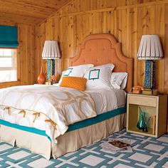 Don't Lose Perspective - 30 Beautiful Beachy Bedrooms - Coastal Living