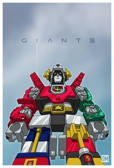 Giants (Jaeger) - Voltron
