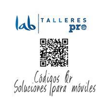 Pre-Labtalleres: Códigos QR, soluciones para móviles