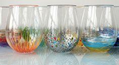 Comment peinturer des verres sans cuisson!