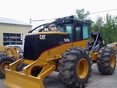 Copp Equipment - Caterpillar 535B