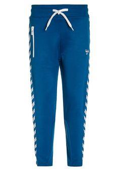 Bestill  Hummel Treningsbukser - imperial blue for kr 349,00 (16.04.17) med gratis frakt på Zalando.no