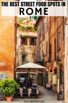 The Best Street Food Spots in Rome, Italy. European Vacation, Italy Vacation, European Travel, Italy Trip, Italy Honeymoon, Oh The Places You'll Go, Places To Travel, Places To Visit, Travel Destinations