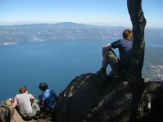 This is the sort of view you could have on a Central America Trail - http://www.frontiergap.com/