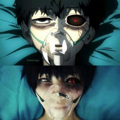 Tokyo Ghoul Omg this is so good, holy freakin hell
