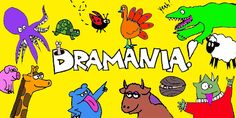 Dramania - Fun, Free and Drama-y Things for kids to do