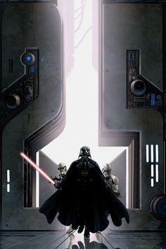 Darth Vader 25 Star Wars Art