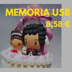 #memoriausb #usb #novia #novios #fotos #regalosinvitados #bodas #novedades #compras #enlace #reciencasados #tiendaonlinederegalos