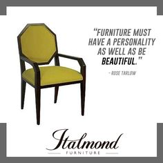 Always design from the soul.   #ItalmondFurnitue #Design #InteriorDesign