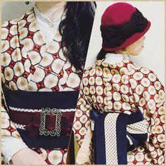 着物×プリーツカートコーデde色選び♪♪ | ☆お着物雑記帳☆~着物deぶらっと♪~