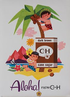 love vintage hawaii