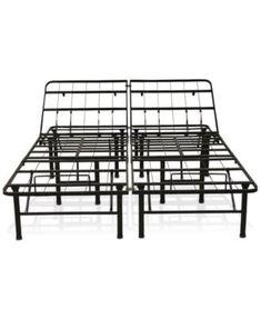 Home Full Metal Bed Frame Steel Bed Frame Spa Sensations