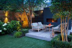 Evening Garden - Garden Club London