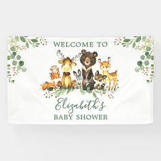 Teddy Bear Baby Shower, Baby Boy Shower, Baby Shower Banners, Unique Baby Shower, Gender Neutral Baby Shower, Baby Shower Party Supplies, Baby Shower Parties, Baby Shower Printables, Baby Shower Invitations