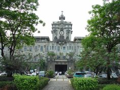 University of Santo Tomas - Oldest University in Asia