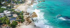 The Four Clifton Beaches Clifton Beach, The Four, Water Flow, Atlantic Ocean, Cape Town, The Locals, Beaches, Surfing, Swimming