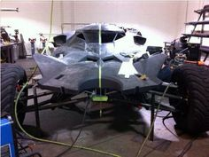 Another Image of the New Batmobile from Batman vs. Superman Surfaces! - The Film Junkee