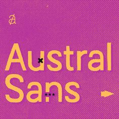 Austral Sans 70% OFF for commercial use at MyFonts http://myfonts.us/ptyVKI