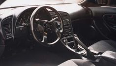 Cool Momo steering wheel! (1995)