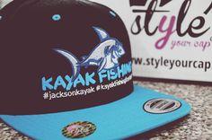 Individualität hat einen Namen! styleyourcap wir haben uns auf das besticken von Caps spezialisiert! Jackson Kayak, Snapback Cap, Kayaking, Hats, Style, Names, Swag, Kayaks, Hat