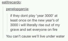 Hilarious  Year 3000 - Busted