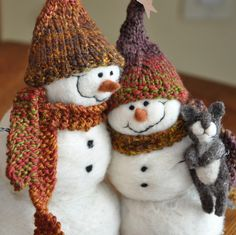 Needle felted by Teresa Perleberg. Wish Ethel was still alive. She would make this for me!