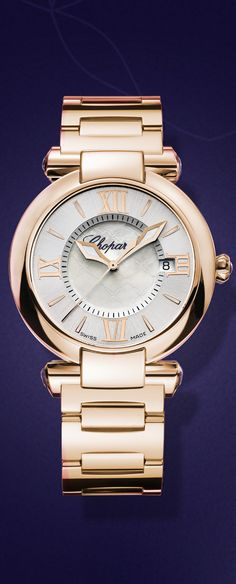 IMPERIALE 36 mm watch, imperially elegant