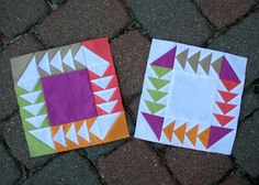 Gen X Quilters - Quilt Inspiration | Quilting Tutorials Patterns | Connect: Vice Versa Block of the Month Club - July