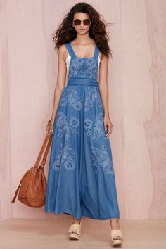 Alice McCall Paloma Overalls | Shop Denim at Nasty Gal