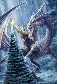 fantasy christmas pictures | Christmas Fantasy | The Art of Writing
