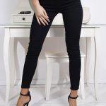 Dámske nohavice - Oblečiemsa.sk Black Jeans, Pants, Fashion, Trouser Pants, Moda, Fashion Styles, Black Denim Jeans, Women's Pants, Women Pants