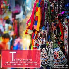 So much to choose from at The Great Mela this #November! Because #lifeisamela and #itallhappensinbetween #shop #handicrafts #bag #dubai #thegreatmela