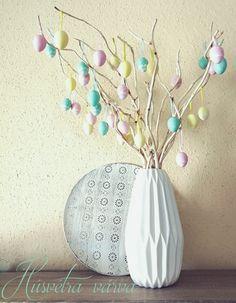 Easter decor. Húsvéti dekorációm.
