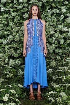 Mulberry womenswear, spring/summer 2015, London Fashion Week