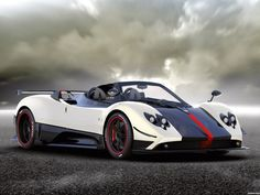 Top 20 most expensive cars in the world: Pagani Zonda Cinque Roadster $1.85 Million