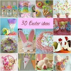 Είμαι παιδί: 30 best ιδέες για το Πάσχα. Κατασκευές, συνταγές & χρωμοσελίδες για μικρούς και μεγάλους