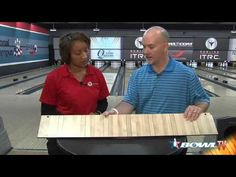 USBC Coaching: Knowing Your Lane Surface > The USBC coaching team talks about the difference in the types of lane surfaces you may encounter when bowling.