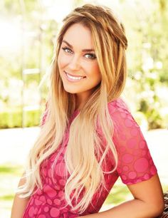 Lauren Conrad Ombre (+ her favourite hair products)