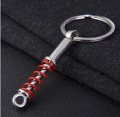 Shock Absorber Key Ring