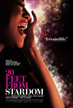 """Can't wait to see this. Feet From Stardom"""" fascinating look at the story of Darlene Love, Merry Clayton, Lisa Fischer, Claudia Lennear and several other back-up singers in modern pop and rock music. From Director Morgan Neville. Chris Botti, Sheryl Crow, Stevie Wonder, Bruce Springsteen, Mick Jagger, Movies To Watch, Good Movies, Movies 2014, Teen Movies"""