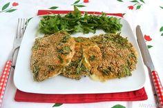 Provola impanata alla rucola, scopri la ricetta: http://www.misya.info/2014/09/20/provola-impanata-alla-rucola.htm