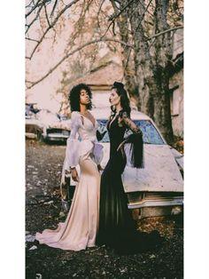 Απολαύστε την συλλογή UNIQUE ΝΥΦΙΚΑ by Designer Lewaa. Ζήστε την μοναδική εμπειρία της υψηλής ραπτικής την πιο σημαντική μέρα της ζωής σας. #Νυφικά #AtelierTsourani #DesignerLewaa #ΜοναδικάΝυφικά #ΧειροποίηταΝυφικά #ΜοντέρναΝυφικά #WeddingDress Handmade Wedding Dresses, Mermaid, Bridesmaid Dresses, Romantic, Bridal, Couple Photos, Formal Dresses, Design, Atelier
