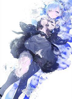 【リゼロ】レム&ラムのかわいいイラスト・画像まとめ 75枚 pixiv