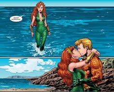 """""""Good Morning."""" (Aquaman #3)"""