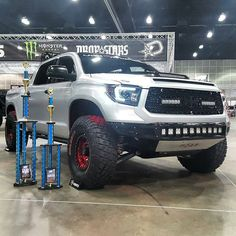 N-FAB M-RDS Bumper Congrats to @projectsilverbullet for taking home a few Trophies at @dubshowtour this weekend #EzRepost @projectsilverbullet with @ezrepostapp Took home best prerunner and best Toyota. Thanks @dubshowtour & @lftdxlvld for having me. @roadwireleatherinteriors @nbq_motorsports @mcneilracinginc @camburgracing @general_tire @fox @atlassuspension @royaltycore @sbfilters @visionwheelinc @visionxusa @nfabinc @spyderauto @odysseybattery @boltlock @ocwraps @3mgraphics @rksport…