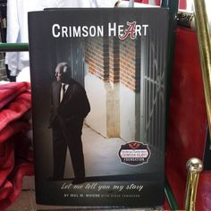 We have this book! Makes a great gift for Alabama fans! #OneAndOnly #Tuscaloosa #Bama