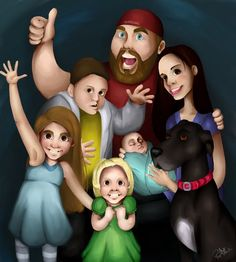 #shaytards. i freaking want to meet them all <3, such an amazing family.